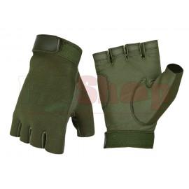 Half Finger Shooting Gloves OD