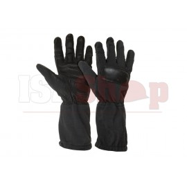 Kevlar Operator Gloves Black