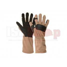 Kevlar Operator Gloves Coyote