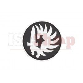 Legion Rubber Patch Inverted