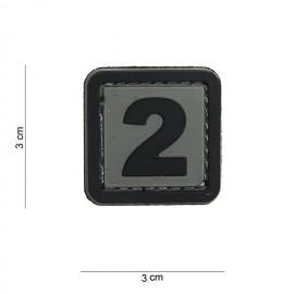 2 PVC Patch