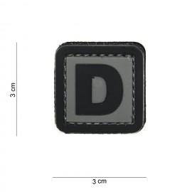 D PVC Patch