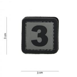 3 PVC Patch