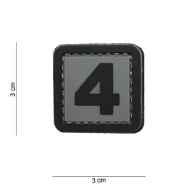 4 PVC Patch