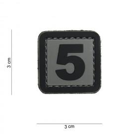 5 PVC Patch