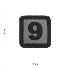9 PVC Patch
