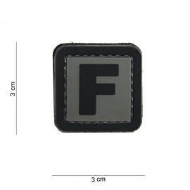 F PVC Patch