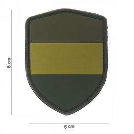 Netherlands Shield PVC Patch OD