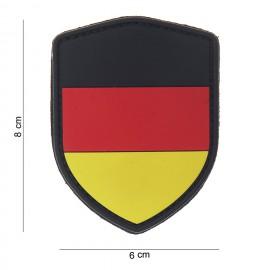 Germany Shield PVC Patch Color