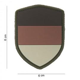 Germany Shield PVC Patch Desert