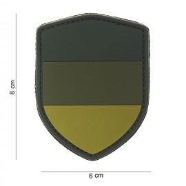 Germany Shield PVC Patch OD