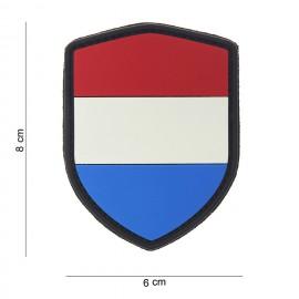 Netherlands Shield PVC Patch Color