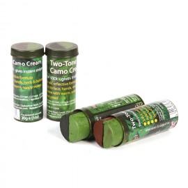 Camo Stick 2 Tone Black/Green