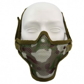 Half Face Mask Small Black