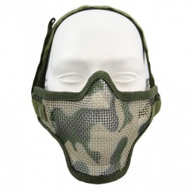 Half Face Mask Small Woodland