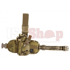 Dropleg Holster Left ATP/Multicam Copy