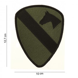 Emblem US Cavalry OD
