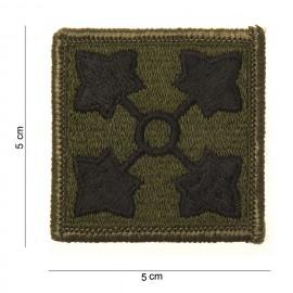 Emblem Ivy 4th Infantry Division