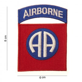 Emblem 82nd Airborne All American