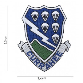Emblem Currahee 506th PIR