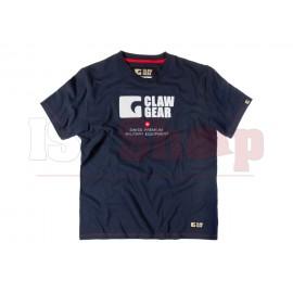 Claw Gear Tee Navy