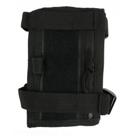 Molle Wrist Office Pouch Black
