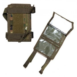 Molle Wrist Office Pouch MARPAT Woodland
