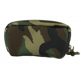 Molle Shotgunshell / Co2 Pouch Woodland