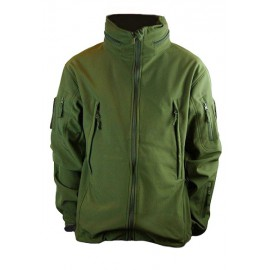 Soft Shell Tactical Jacket OD