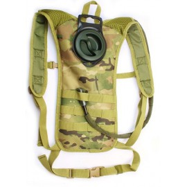 Tactical Camelbag Molle Multicam
