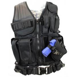 Predator Tactical Vest Black
