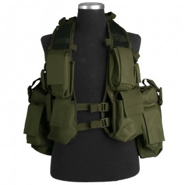 South African Assault Vest OD