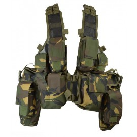 South African Assault Vest NL DPM