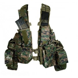 South African Assault Vest MARPAT Woodland