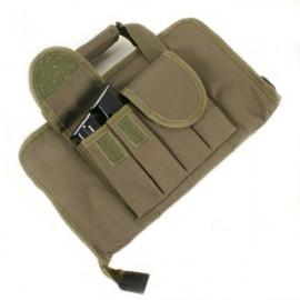 Double Pistol Bag OD