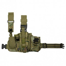 Dropleg Holster Right Multicam