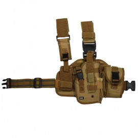 Dropleg Holster Right Khaki