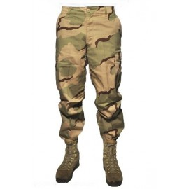 BDU Pants 3 Color Desert