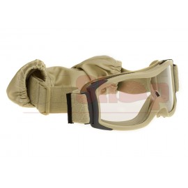 X1000 Tactical Goggles Sand
