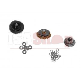 13:1 Improved 4mm Axis Gear Set