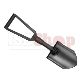 Folding Spade Serrated