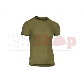 UA Tactical HeatGear Compression Tee OD