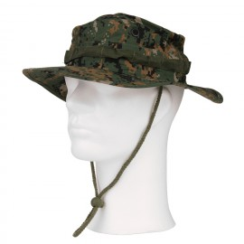 Ripstop Boonie Hat MARPAT Woodland