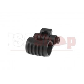 Adjustable Tactical Light Mount Black