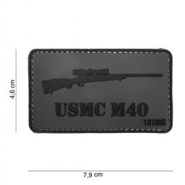 USMC M40 PVC Patch