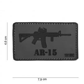 AR-15 PVC Patch
