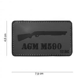 AGM M590 PVC Patch