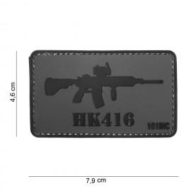 HK416 PVC Patch