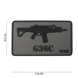 G36C PVC Patch