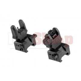 Gen 3 Flip-Up Sights Black